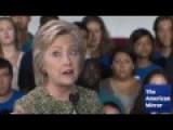 Hillary's New Medical Anomaly Cross-eyed