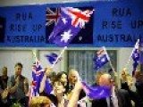 HUGE NEWS OUT OF AUSTRALIA!! NEW ANTI-ISLAMIST PARTY RISE UP AUSTRALIA TOP CANDIDATE WINS