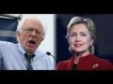 Hillary Clinton Vs Bernie Sanders