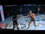 Holly Holm, 18 Time Boxing World-Champion, 5-0 In MMA