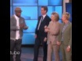 Hillary Clinton Learns The 'Dab'