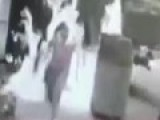 HUSBAND SETS WIFE ON FIRE AT PUMP!!!