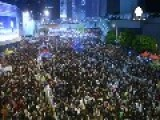 Hong Kong Protesters Told To Leave By Monday
