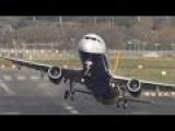 Happy Landings With Crosswinds