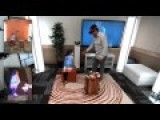 Holoportation: Virtual 3D Teleportation In Real-time Microsoft Research