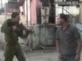 Here Is The Proof That The Israeli Soldier Are Coward !!!!