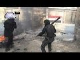 Heavy Clashes During The Battle For Al-Ramouseh Aleppo