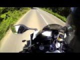 Honda Fireblade Test Ride