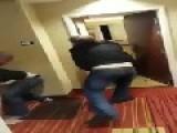 Hotel Brawl ... WTF!?
