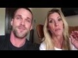 Heidi And Chris Powell Share Health & Diet Tips With Fans
