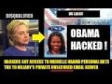HACKERS Got Michelle Obama's Passport Thx To Hillary's Private Server