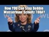How YOU Can Stop Debbie Wasserman Schultz: Interview W Tim Canova