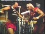 Hulk Hogan Trains Mean Gene Okerlund