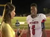 High School Football Player's Epic Speech