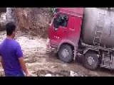 How Not To Tow A Big Truck