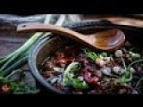 How To Make Grandmother's Meat Casserole - Babino Meso Recipe