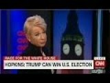Hopkins Calls CNN The Clinton News Network, Anchor Loses It