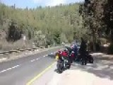 Horrific Motorcycle Accident