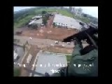 HOT Pursuit: Brazilian Police Shooting Carjacker From Helicopter