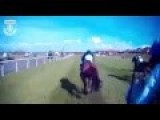 Headcam Footage Shows Us How It Feels To Win Grand National