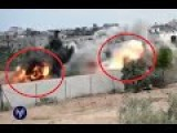 IDF Blow Up Tunnel In Gaza | 20 July 2014 | RAW FOOTAGE