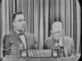 I've Got A Secret Feb 9, 1956