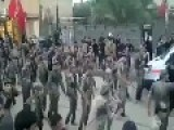 Iranians In Iraq - Dancing In The Dirt