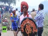 India: Watch Rival Villages Go To WAR