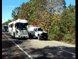 Illegal Immigrant Convoy, Massachusetts, 10.20.2014