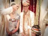 Indian Bride - Chinese Boy Hindu Wedding In Malaysia - Very Beautiful And Peaceful Made Please Watch!