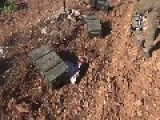 ISIS VIDEO: AMERICA'S AIR DROPPED WEAPONS NOW IN OUR HANDS