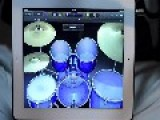 Impressive Drum Solo On The Ipad