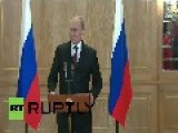 Italy: If A Grandma Had The Genitals Of A Grandpa, She Would Be A Grandpa - Putin