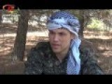 INTERVIEW WITH JORDAN MATSON AN AMERICAN CITIZEN JOINED YPG TO FIGHT AGAINST ISIS
