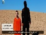 ISIS Executed The British Journalist Today