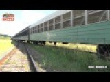 Industrial Train Wagons Galore