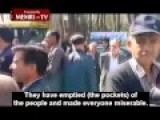 Iranian Workers Demonstrate Against Iranian Spending On Syria War