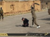 Islamic State Kuffar Behead Ismaili Old Man In The Name Of Allah