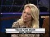 Interview With Ex CIA Agent Valerie Plame Wilson And Her Husband Joe