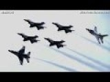 INSANE US AIR FORCE THUNDERBIRDS Preparing For Warriors Over Wasatch Airshow
