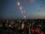 In Recent Hours: Rockets On Tel Aviv,Jerusalem,Ashkelon,Ashdod,Beer Sheva