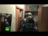 Islamic Terror Cell Take Down By Spetsnaz In Moscow