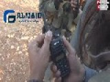 ISIS And FSA Terrorists Talk Trash Over 2-Way Radio In Aleppo