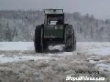 Ice Water Recreational Vehicle
