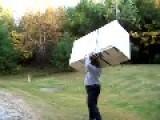 Impressive Fridge Moving
