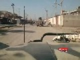 Iraqi Special Forces Intense Close Call With Suicide Bomber During Heavy Clashes In Anbar