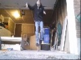 Impressive Freestyle Skateboarding Combo