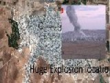 Islamic State Mujahideen Carry Out Martyrdom Operation Against Communist Kurds YPG-PKK , Big Explosion