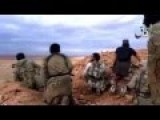 Islamic State Presses Assault On Syrian Border RAW VIDEO