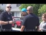 Illegal Search LAPD With Sony HDR-PJ540